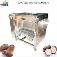 Yam Peeling Machine