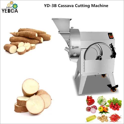 Cassava Cutting Machine