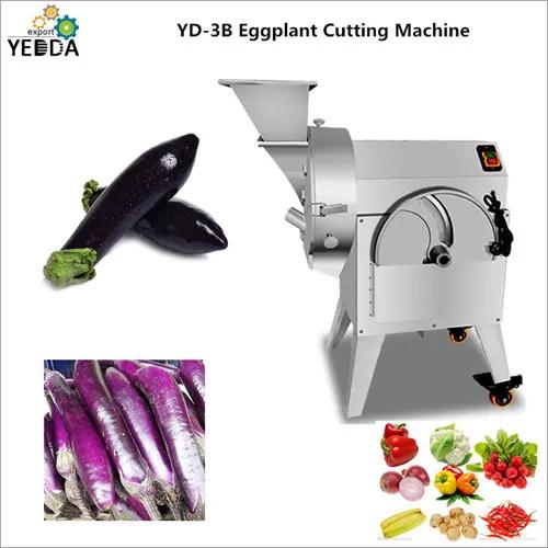 Eggplant Cutting Machine