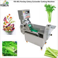 Parsley Celery Coriander Cutting Machine