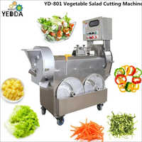 Vegetable Salad Cutting Machine