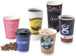 Paper Coffee Cup Printing Inks