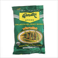 Chilies Pickle Ready Masala