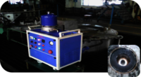 Oil Cleaning system for Quenching oil / Heat Treatment