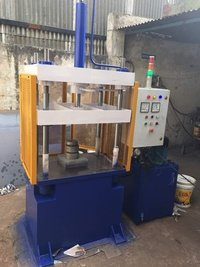 Hydraulic Pillar Press Machine