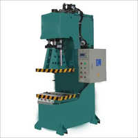 C-Frame Hydraulic Press Machine