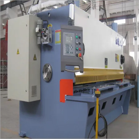 Industrial Hydraulic Sheet Bending Machine