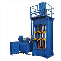Industrial Deep Draw Press