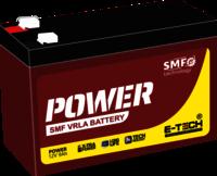 ERC E-TECH POWER  12V 8.5AH Weighing Machine (Low Weight)