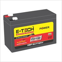 ERC E-TECH POWER  12V 8.5AH Weighing Machine (Low Weight)