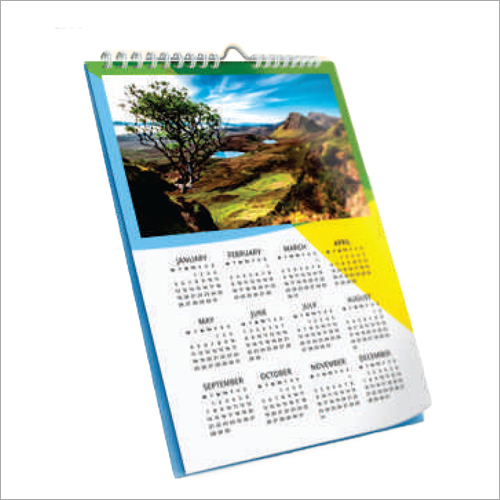 Customized Printed Wall Calender