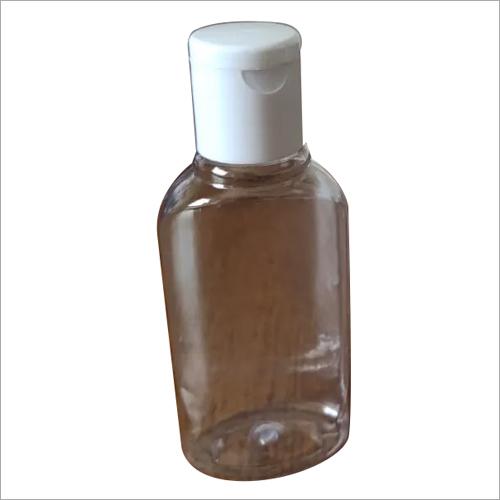 Transparent HDPE Bottle