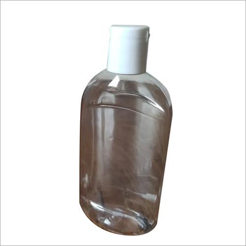Transparent Plastic HDPE Bottle