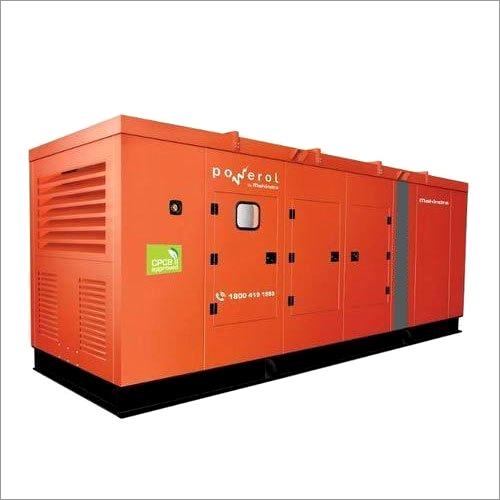 Mahindra Powerol Diesel Gensets