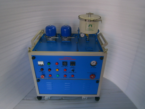Centrifugal Cleaning System For Stampping  Oil - Ocs Models