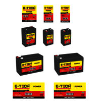 ERC E-TECH POWER  12V 14AH Spray Pump 6 Month Warranty