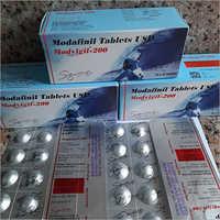 Modafinil 200 Mg Tablets