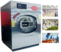 Cleaning Machine for Food Industries