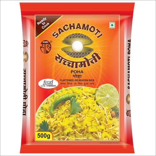 Poha (Flattened Rice)