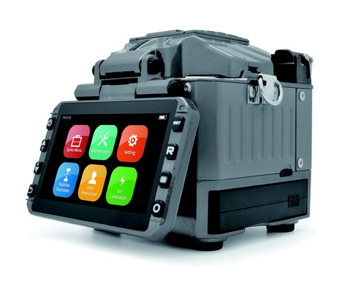Economical & High Performance Core Alignment Splicer Mini 5C