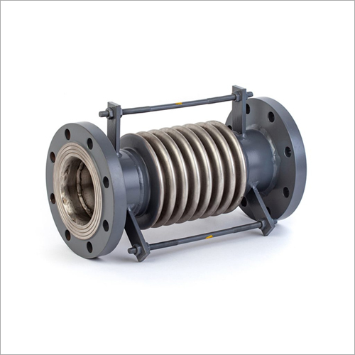Industrial Metallic Threaded Expansion Joints