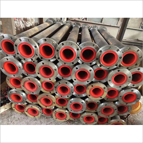 Polyurethane Lined Steel Round Pipe