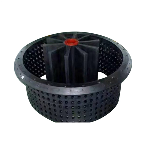 Rubber Round Impellers
