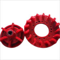 Polyurethane Round Impellers