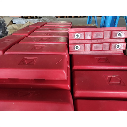 Industrial Wear Resistant Track Pads