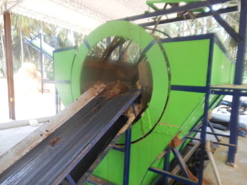 Erode Coir Fiber Extraction Machine