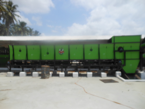 Rajapalayam Coir Fiber Extraction Machine