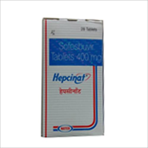 400 mg Sofesbuvir Tablets