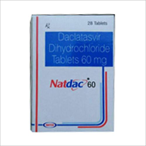 Daclatasvir Dihydrochloride Tablets