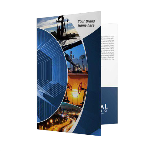 Printed Corporate Brochure