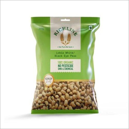 Richline Lobia White Black Eye Peas, 1kg