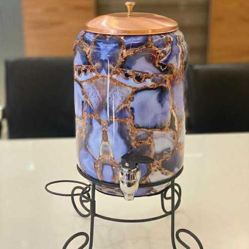 Copper water cooler
