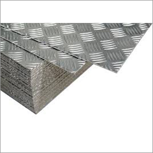 Industrial Aluminium Cheqeured Sheet