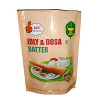 Idly & Dosa Batter Packaging Pouches