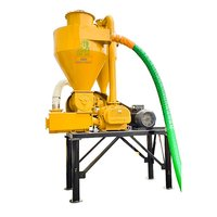 plastic beads pneumatic conveyor