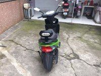 Electric Motor Scooter