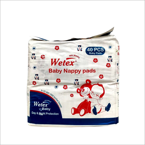 40 Pcs Baby Nappy Pads