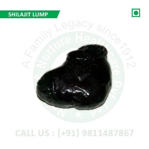 Shilajit Lump (Pure Shilajit Lump, Shudh Shilajit Lump, Himalayan Shilajit Lump)