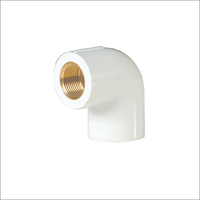 Supreme UPVC High Pressure Plumbing Female Threaded Elbow