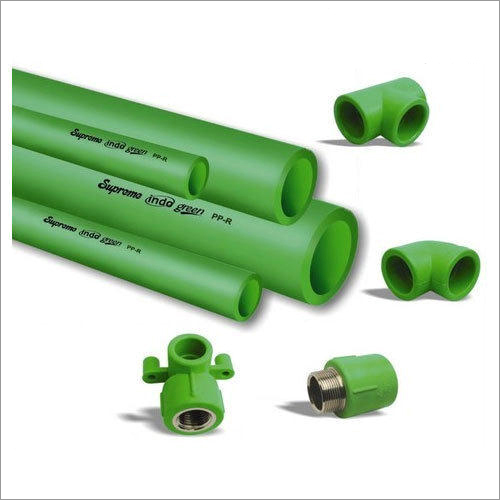 Supreme Indo Green PPR Hot And Cold Water System