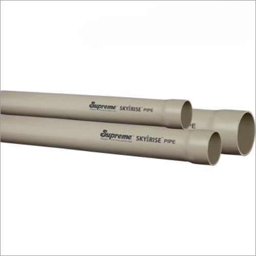 Supreme Plastic Piping System
