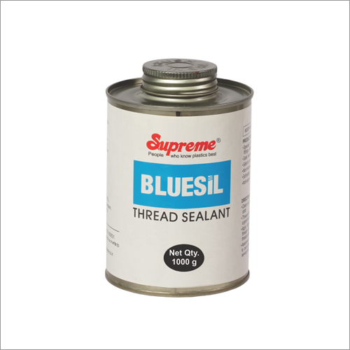 Supreme UPVC Solvent Cements Primer Thread Sealant BLuesil Thread Sealant