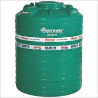 Supreme UPVC Three Layer Overhead Green Water Tank