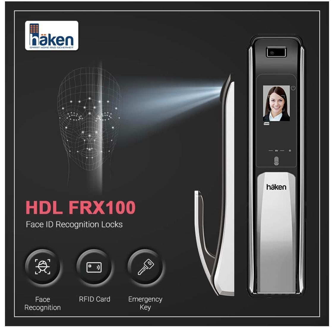Digital Door Locks- HDL-FRX100
