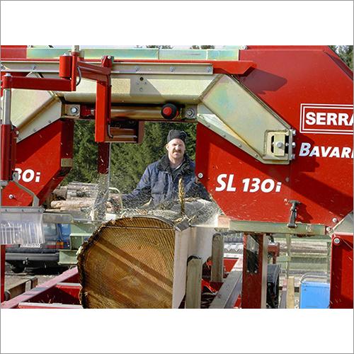 Bavaria SL 110i - SL 130i Sawmill Machine