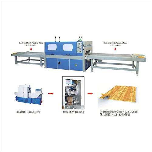 High Frequency Veneer Press Machine